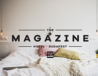THE MAGAZINE HOTEL - interior design & branding / 2015