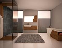NOVA Bathroom project for Cristalpant 2013