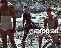 Aerograd for Gaschette Magazine