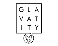 GLAVATITY , wine label design