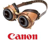 Concept Canon Advertisment