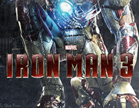 Iron Man 3 Film Poster