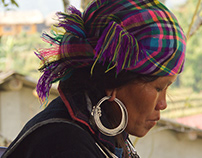 Vietnam 5/5; Sapa Trekking and Hmong Tribe.