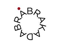 Abrakadabra PR agency visual identity