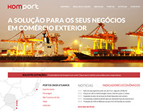 Komport Website