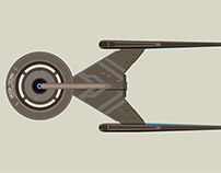 USS-DISCOVERY Illustration