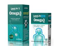 LeenLife Omega 3+9