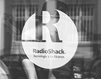 RadioShack Rebranding