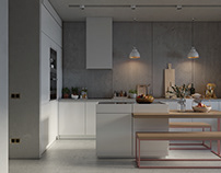 Contrate Kitchen