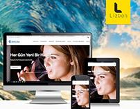 Bakış Su Web Sitesi Projesi