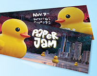Paper Jam - Duckie Takeover