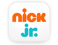 Nick Jr iOS app