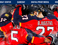 Florida Panthers Digideck