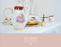 La Soirée: La hora de tomar el té