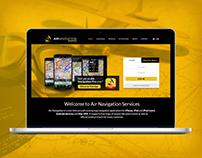 Air Navigation Website