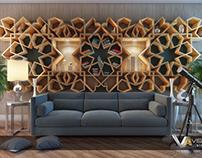 Cozy penthouse