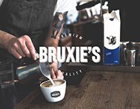 Bruxie's Egypt - Re Branding