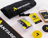 ANTARES - Fitness & Chinesiology