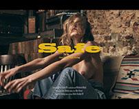 Safe starring Maja Krag - Elfes Magazine