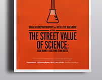 THE HUB SCIENCE :: EVENTS POSTERS