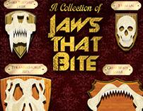 Jaws That Bite CD Case