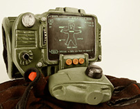 Models and Prototyping: Pipboy 3000