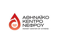 KIDNEY CENTER OF ATHENS :: LOGO DESIGN AND APPLICATIONS