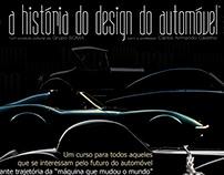 A História do Design do Automóvel