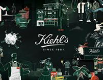 The history of Kiehls