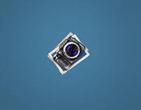 Mediagates icons set