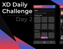 XD Daily Challenge Day 2