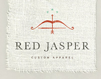 Red Jasper Custom Apparel