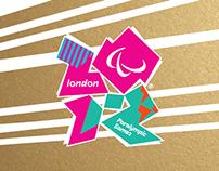 LONDON 2012 : PARALYMPICS DIGITAL BOOKLET