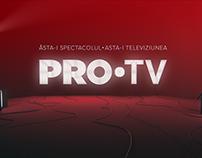 PROTV Spring IDs