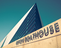 Devon Boathouse Construction