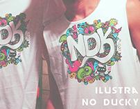 No Ducky • Ilustração