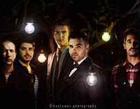 Soapbox - Promotional band photoshoot