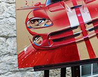 Dodge Viper artwork