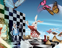 Alice in chess project