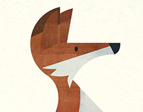 Canadiana Wildlife Prints