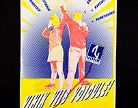 Poster for VIHIK