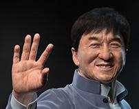 Jackie Chan likeness
