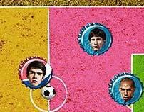 Pepsi . Button Football Twiiter