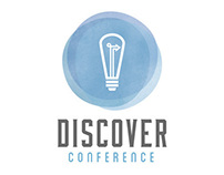 Discover Conference branding