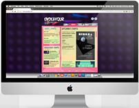 Endeavor Event Promotions Website