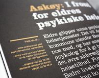 Information Brochure // Psykologforeningen