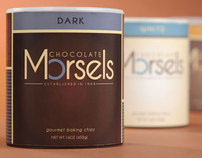 Morsels - Chocolate Chip Packaging Redesign