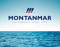 Rediseño de identidad corporativa Montanmar