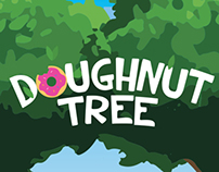 Doughnut Tree Package Design