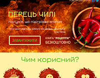 "landing page ""chili pepper"""
